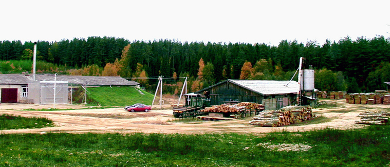 Quality Firewood production