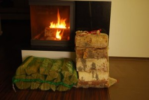birch firewood 40 l bag